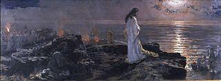Jesús en el Tiberíades