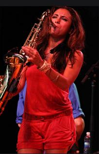 Jessy J American saxophonist