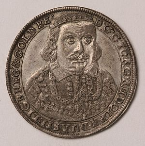 George Rudolf of Liegnitz - Image: Jiří Rudolf Lehnický z Břehu 1653 av