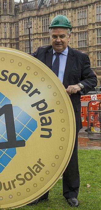 Jim Dowd (politician) - Image: Jim Dowd solar