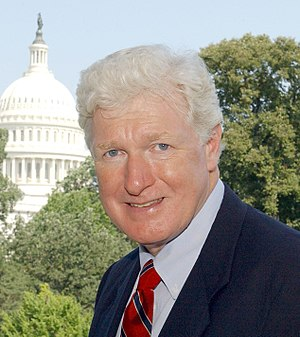 U.S. Congressman Jim Moran (D-Virginia, 1991-p...