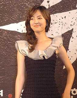 Jin Se-yeon at the press conference of KBS2 Bridal Mask (2).jpg