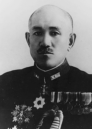 Jinichi Kusaka - Vice Admiral Jinichi Kusaka