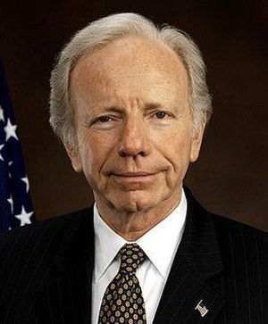 An image of Joe Lieberman from http://lieberma...