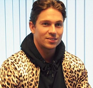 Joey Essex English television personality