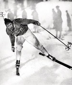 Johan Grøttumsbråten - Grøttumsbråten at the 1931 World Championships