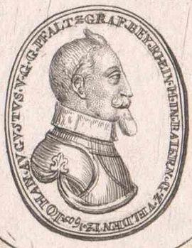 Johann August zu Veldenz-Lützelstein