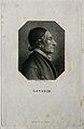 Johann Caspar Lavater. Line engraving by W. Bromley, 1789, a Wellcome V0003408EL.jpg