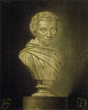 Johann Wilhelm Ludwig Gleim - Portrait by Johann Peter von Langer (1797)