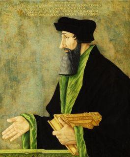 German religious reformer