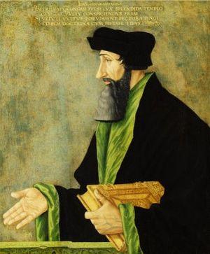 Johannes Oecolampadius - Johannes Oecolampadius