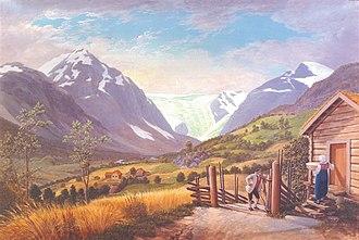 Johannes Flintoe - Image: Johannes flintoe krundalen 1822