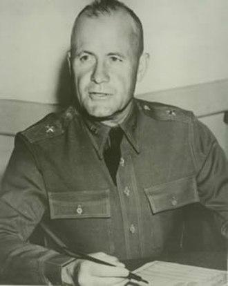John C. H. Lee - John Clifford Hodges Lee as a Brigadier General
