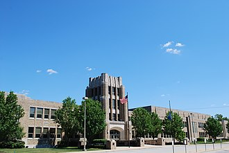 South Bend Community School Corporation - John Adams High School.