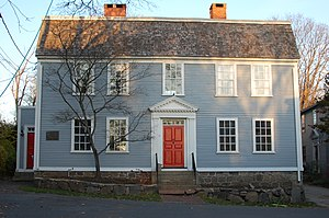 John Glover (general) - General John Glover House in Marblehead
