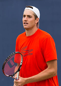 John Isner 1, Aegon Championships, London, UK - Diliff.jpg