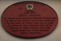 John Major plaque at St Helier Hospital.png