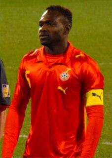 John Mensah Ghanaian footballer