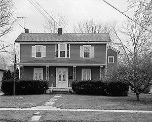 John Mercer Langston - Langston's house in Oberlin has been designated as a National Historic Landmark