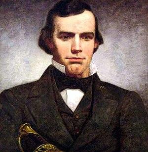 John Quincy Marr - Marr in 1849