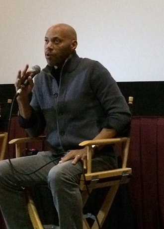 12 Years a Slave (film) - John Ridley at the 2013 San Diego Film Festival