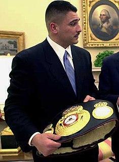 John Ruiz American boxer
