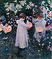 John Singer Sargent - Carnation, Lily, Lily, Rose - Google Art Project.jpg