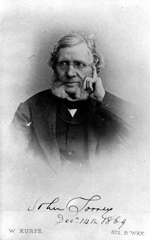 John Torrey - John Torrey in 1869