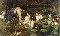John William Waterhouse - Hylas and the Nymphs.jpg
