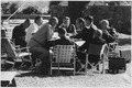 Joint Chiefs of Staff meet at the LBJ Ranch - NARA - 192566.tif