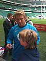 Jonny Wilkinson 2009 08 12 5 Whitton twickenham england training.jpg