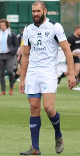 Johnathon Ford rugby league player