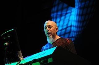 Jordan Rudess American keyboardist and composer