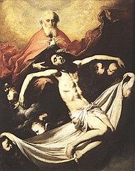 Jusepe de Ribera: The Trinity