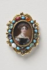 Josefina, 1807-1876, prinsessa av Leuchtenberg, drottning av Sverige och Norge