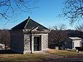 Joseph W Craig mausoleum, Sewickley Cemetery, 2014-12-26, 01.jpg