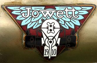 Jowett Cars - Image: Jowett Short chassis tourer 1926