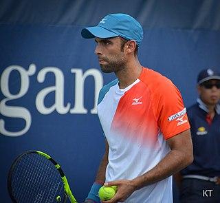 Juan Sebastián Cabal Colombian tennis player