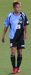 Junichi Inamoto Japanese footballer
