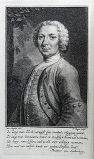 Justus van Effen - Justus van Effen