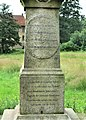 Kříž u silnice poblíž domu 8 ve Starých Křečanech (Q104983721) 03.jpg