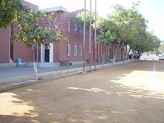 Karachi Grammar School - Image: KGS JS