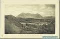 KITLV - 37369 - Demmeni, J. - Tulp, De - Haarlem - The Leles plain (Garut) with the Kaledong and Haruman mountains in the background - 1911.tif
