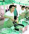 KOCIS Charity sale at Cheong Wa Dae on May 16 (4618178596).jpg