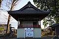 Kaguraden of Raiden-jinja (Sakaiikuyo, Isesaki).jpg