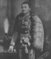 Kaiser Karl I. in ungarischer Feldmarschall-Uniform 1916 Ch. Scolik.png