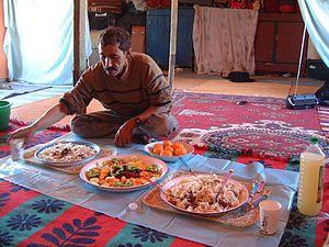 Western Saharan cuisine - Saharawi Cuisine