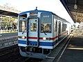 Kanto Railway Kiha5003 at Ishige Station.jpg