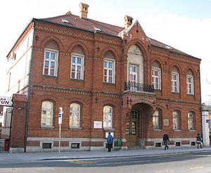 Kaptol manors in Zagreb - Image: Kaptol 6, Zagreb