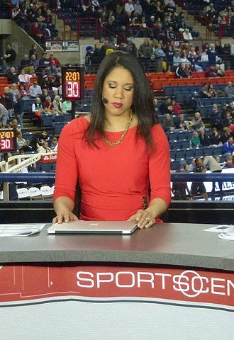 Kara Lawson - Image: Kara Lawson at South Carolina game